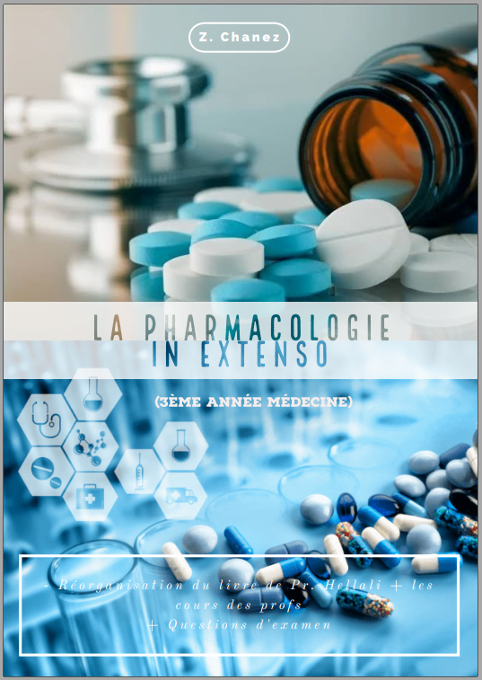 Pharmacologie in extenso